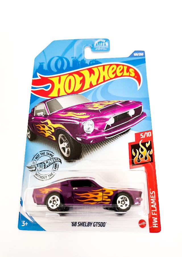 Shelby GT500 HW Flames Indus-Bazaar