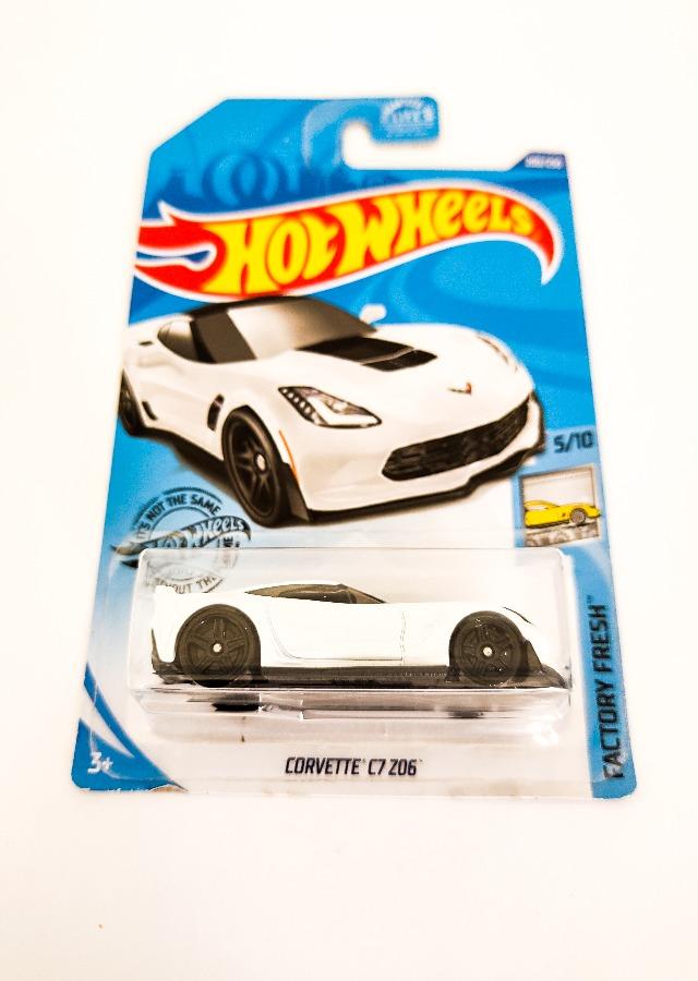Hot Wheels Corvette C7 Z06 Factory Fresh IndusBazaar Indus-Bazaar